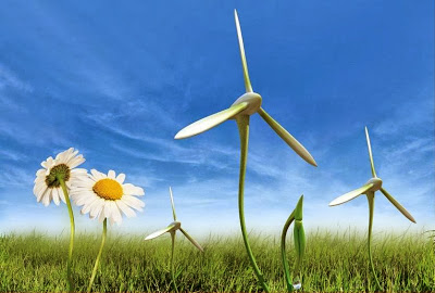 What is the wind energy?