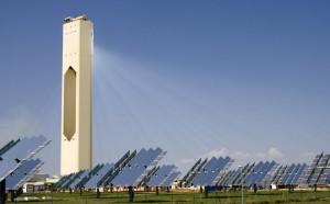Solar Güç Kulesi