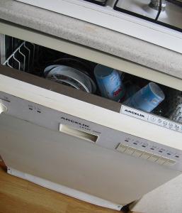 Bulaşık Makinesinden Enerji Tasarrufu