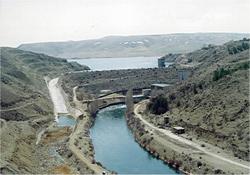 Kesikköprü Barajı ve HES